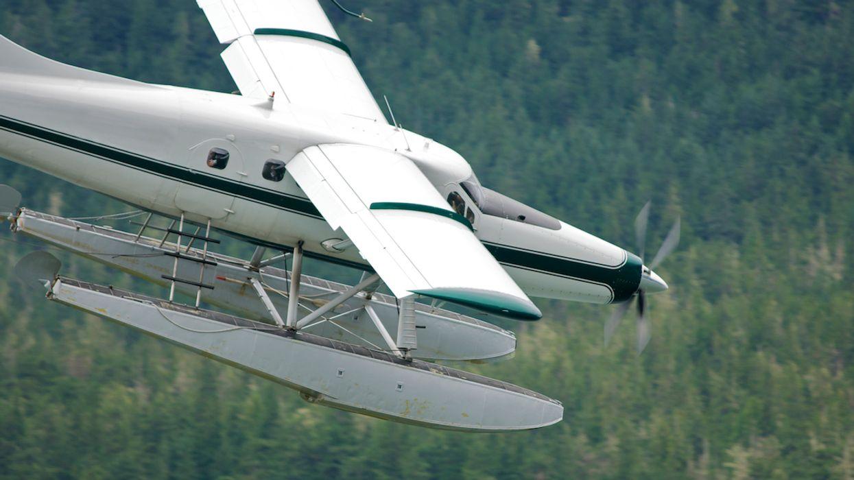 Plane Crash Leaves 3 Dead 4 Missing From Quebec Flight
