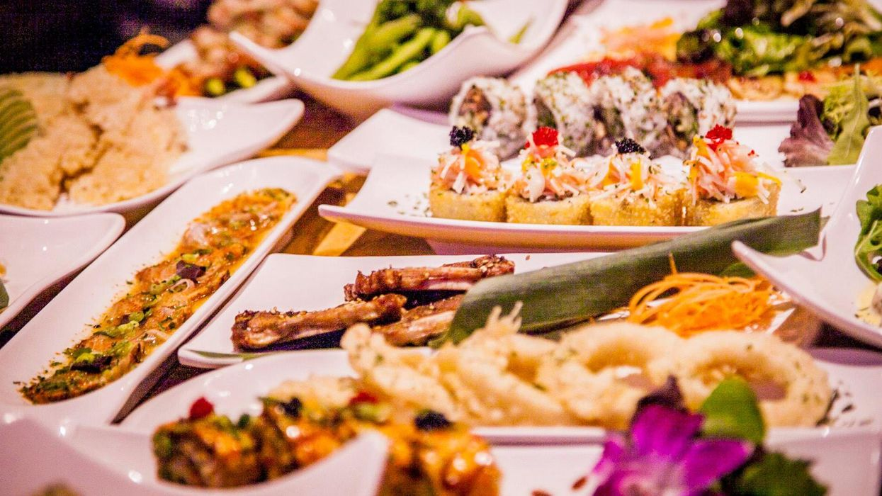 Best All You Can Eat Sushi In Montreal