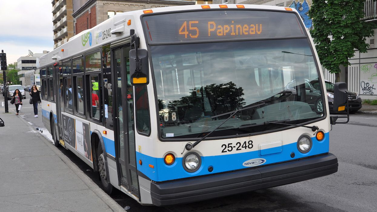 """Montreal STM Bus Drivers Are Working 80 Hrs/Week To Make Overtime Pay And Are """"Dangerously Tired,"""" Report Indicates"""
