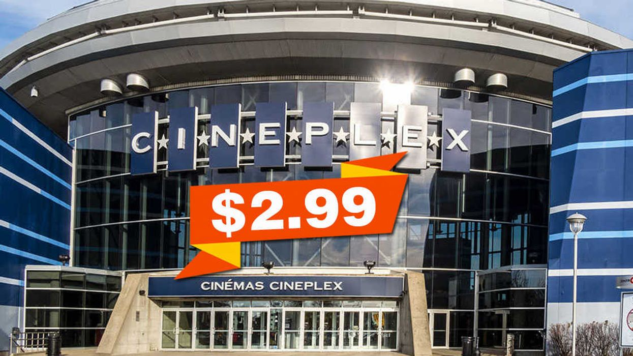 7 Movies You Can Watch For Only $2.99 At Cineplex Across Canada