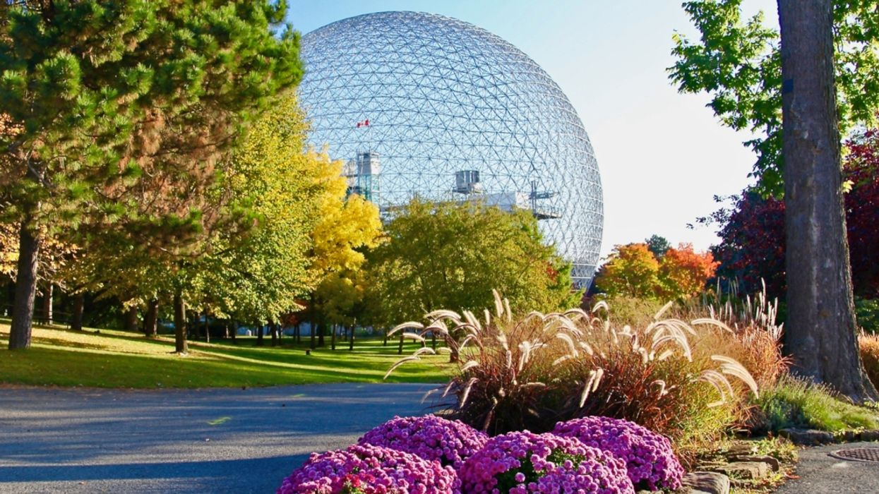 Montreal's Biosphere Is Now Free To Visit All Week Long