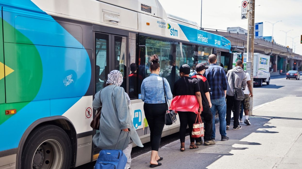 Warning: Several STM Buses That Will Be Cancelled In Montreal This Weekend