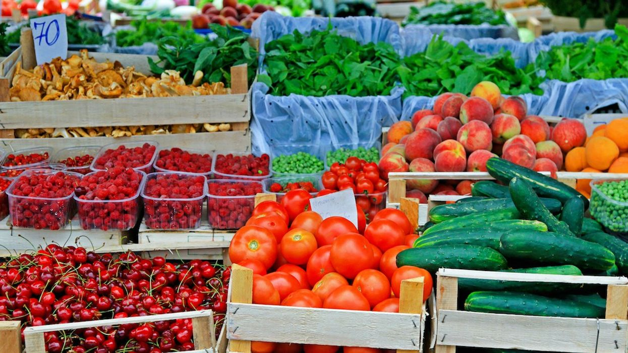 Montreal's Concordia University Is Hosting A Massive Pop-Up Farmer's Market This Week