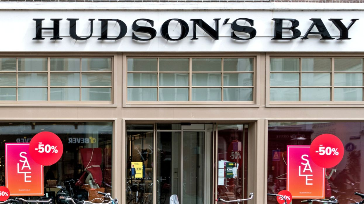 Hudson's Bay Is Having A Huge Online Sale With Items Up To 50% Off