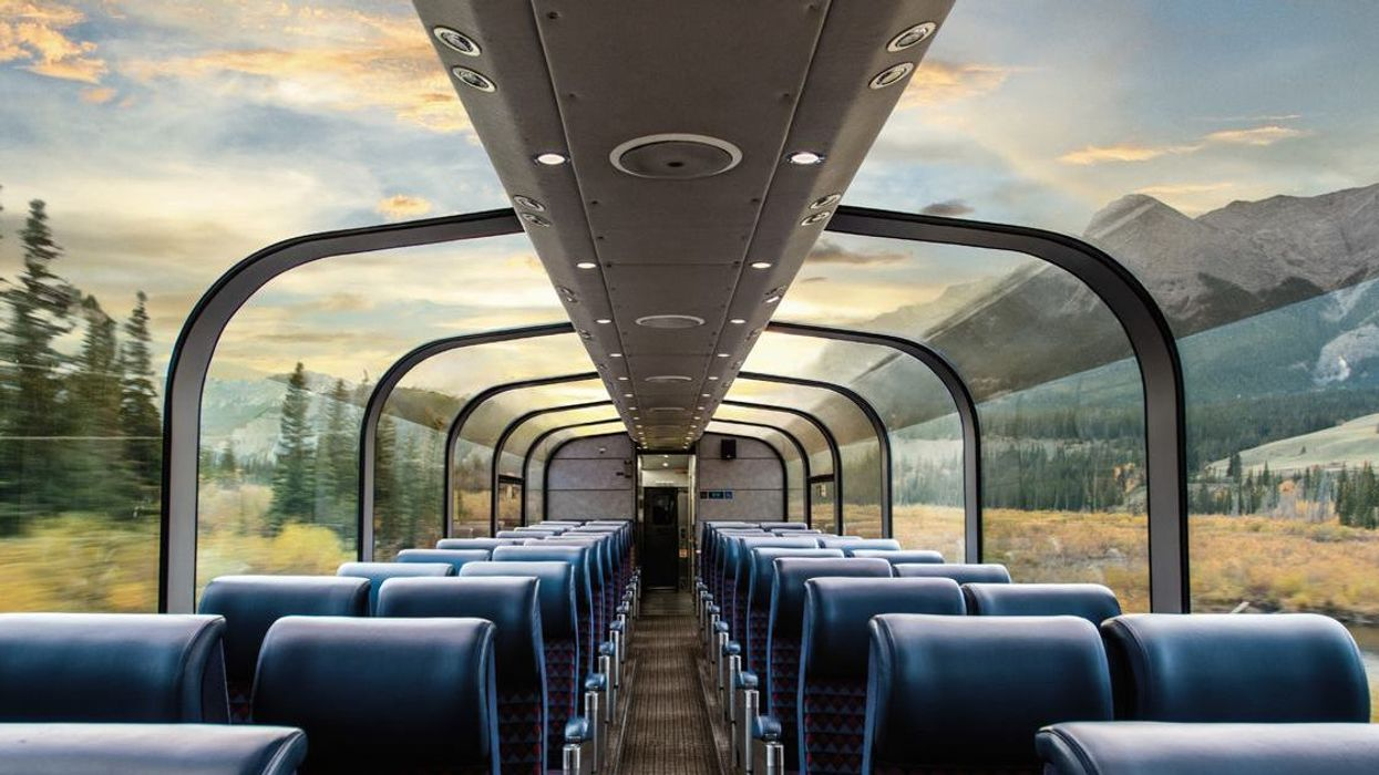 VIA Rail Is Having A Huge 40% Off Sale On Train Trips Anywhere In Canada