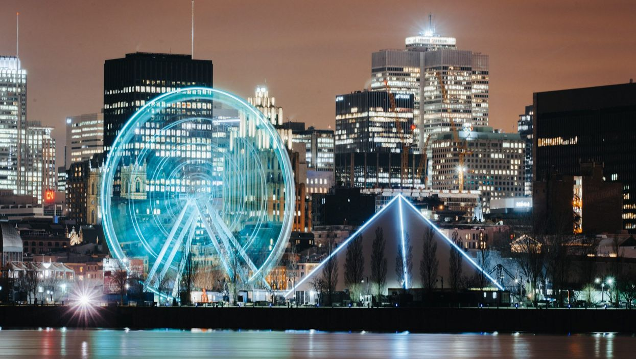 Everything You Need To Know About Montreal's PY1 Pyramid In The Old Port