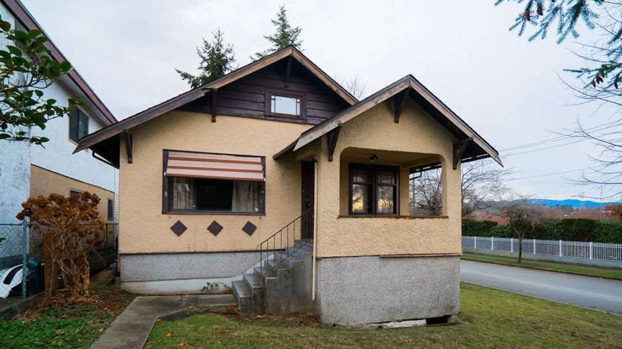 Minuscule 1-Bathroom Bungalow In Vancouver Is Now On Sale For $1,000,000