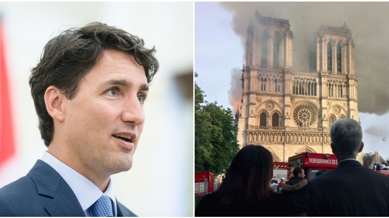 Opinion: Here's What The Government Of Canada Should Be Spending Money On Instead Of The Notre-Dame Cathedral In Paris
