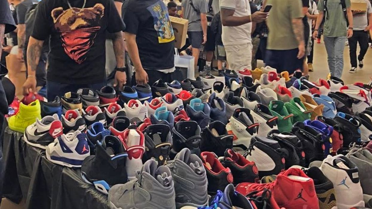 The Largest Sneaker Convention In The World Is Coming To Montreal This Summer