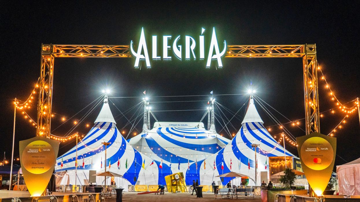 Cirque Du Soleil 'Alegria' Tickets Are 25% Off In Montreal Right Now