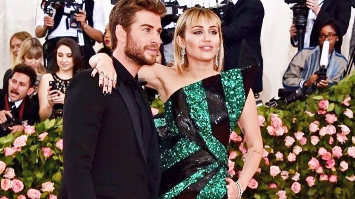 Miley Cyrus Was Dressed As Hannah Montana At The Met Gala And Somehow We All Missed It (Photos)