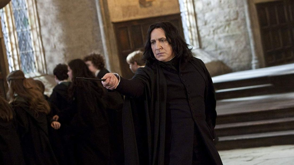 You Can Now Be Hired To Become A Real-Life Professor Snape For $130/Hour