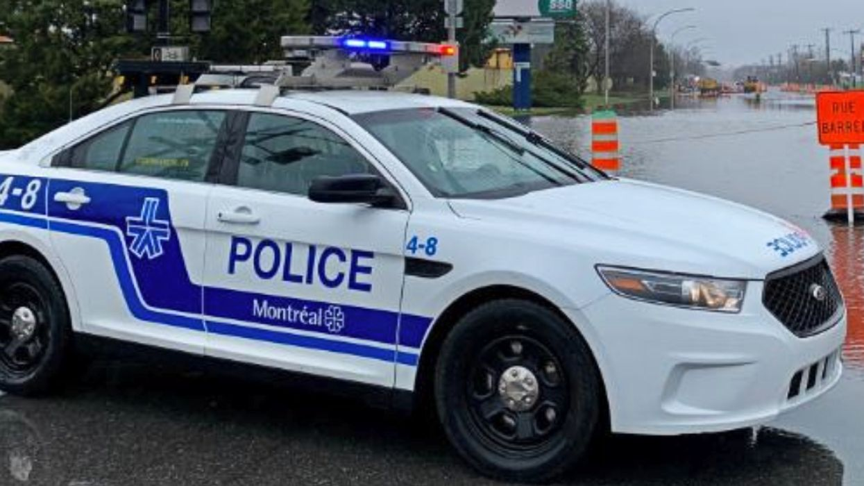 Police Manhunt Underway For Potentially Dangerous Suspect After Shooting In Montreal