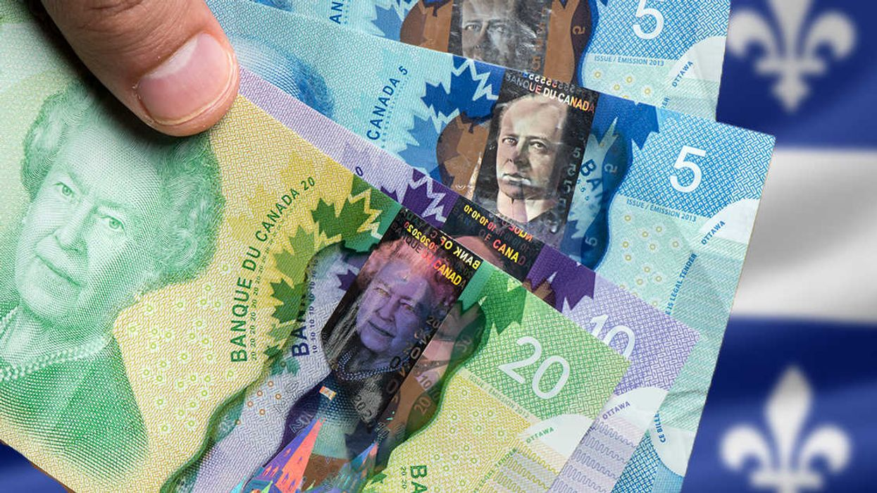 It's Official, Minimum Wage Is Going Up In Quebec Tomorrow
