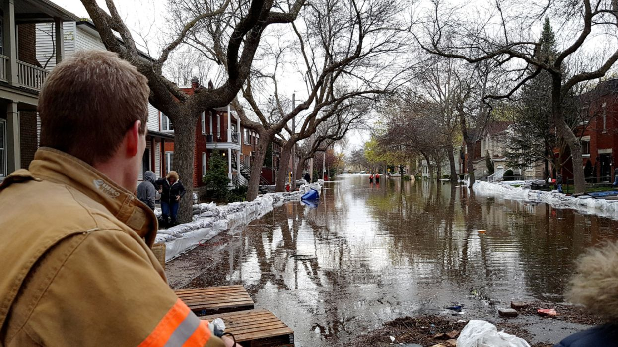 Urgence Quebec Warning: High Risk Of Flooding Across The Province