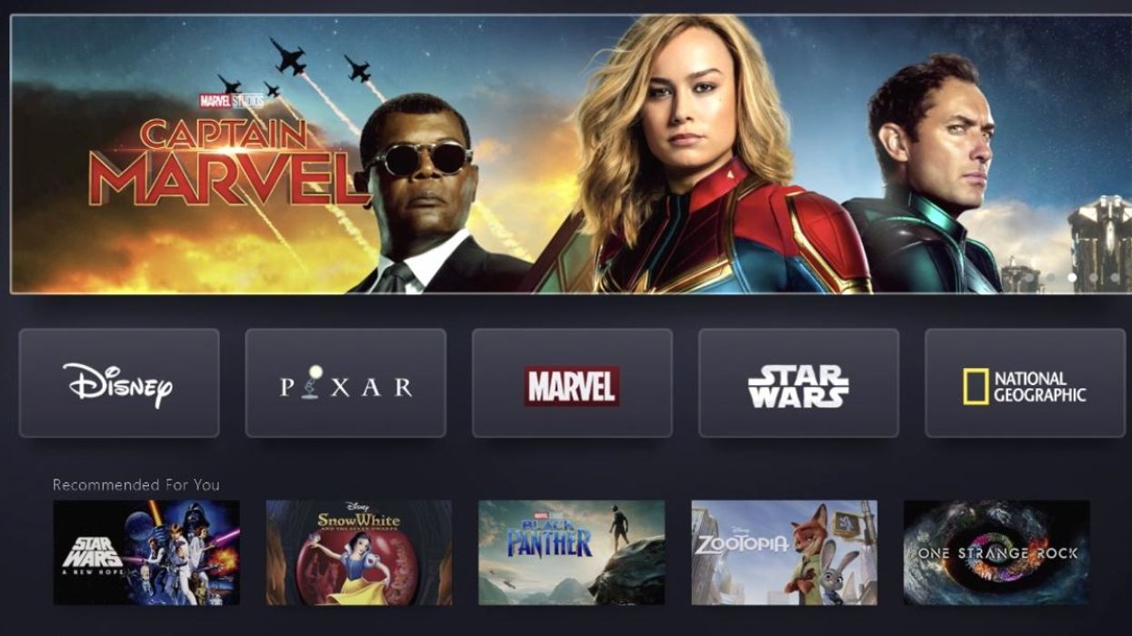 Disney Announces All The Movies And Shows Coming To Disney Plus