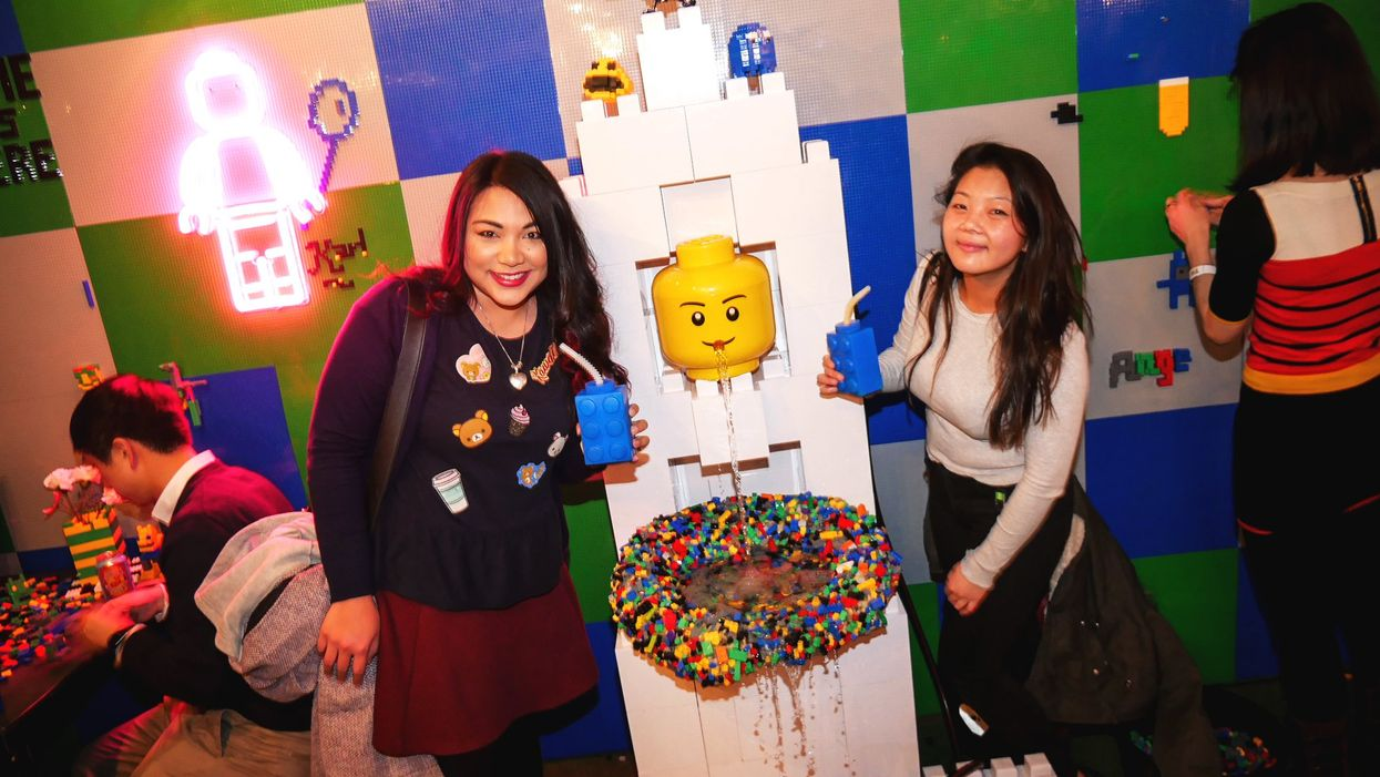 Montreal Is Getting A 'LEGO Bar'