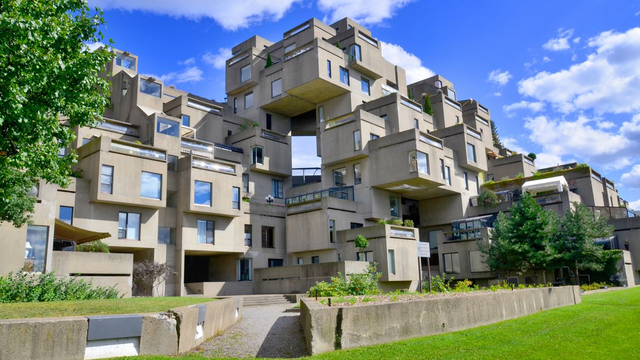 What A $1,300,000 Apartment Looks Like In Montreal's Habitat '67 (Photos)