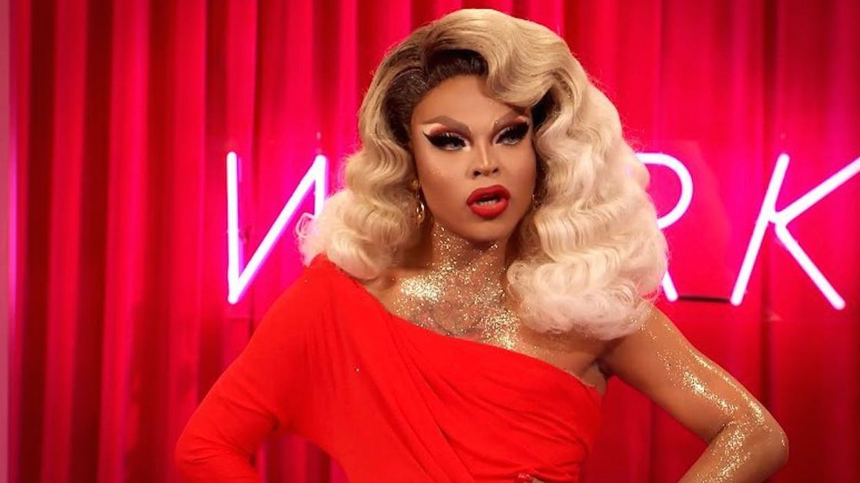 """Miss Vanjie Of """"RuPaul's Drag Race"""" Is Basically An Honourary Canadian Now"""