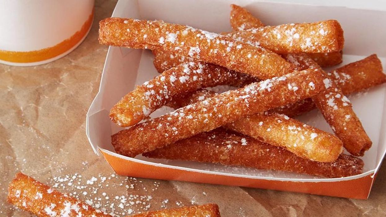 Burger King Has Funnel Cake Fries For Dessert And We're Obsessed