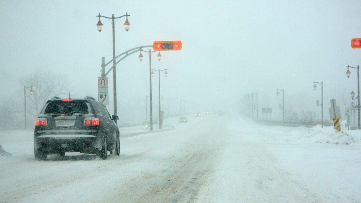 Warning: Quebec To Be Hit By 15-20cm Of Snow On Friday