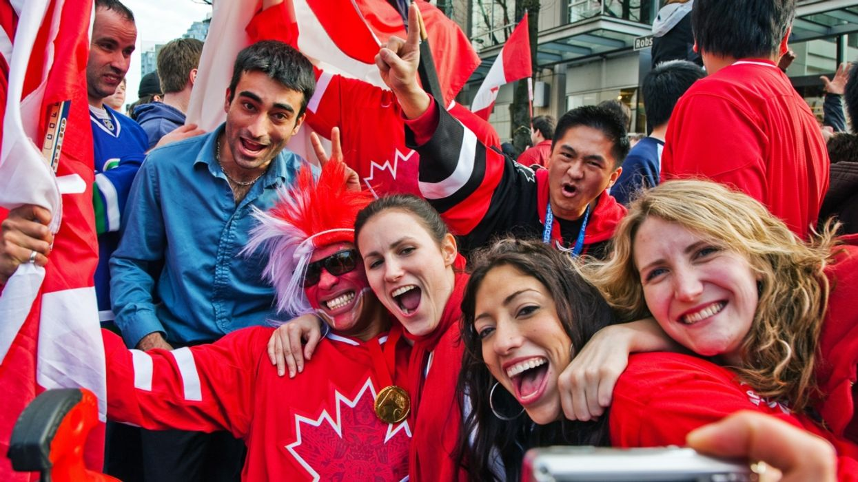 Canada Ranks #9 In World Happiness Report, U.S. Ranks #19