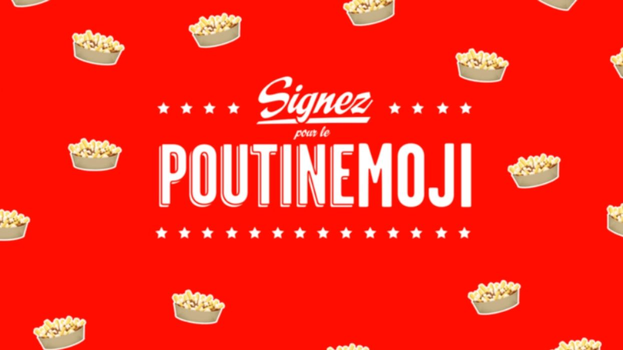 Here Is The Official Petition To Get A Poutine Emoji