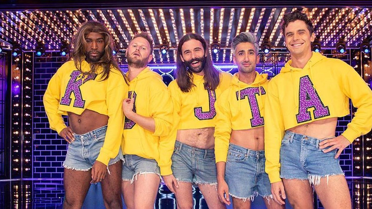 Queer Eye Is Back On Netflix And Fans Are Calling Out The Fab 5