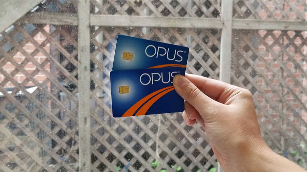 Your Monthly STM OPUS Card Is Valid For One Extra Day Every Month
