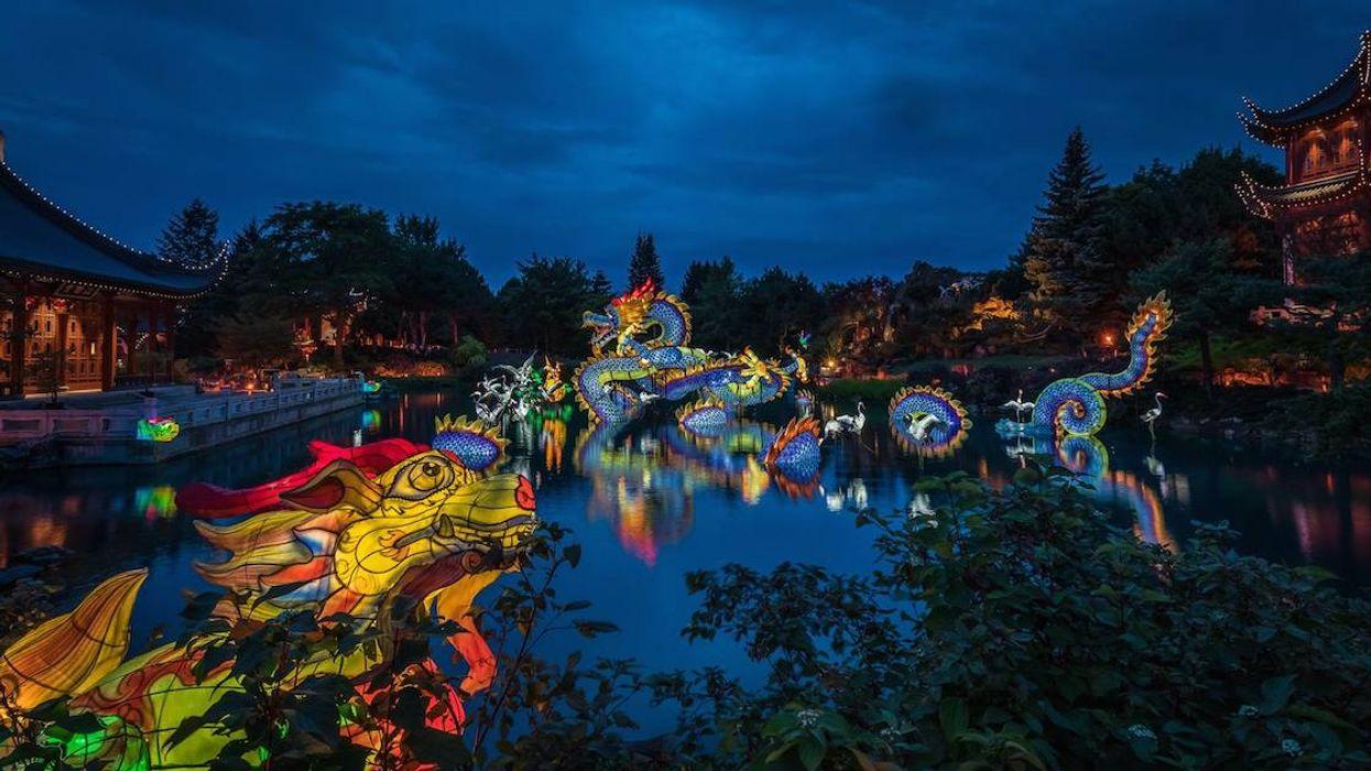 "Montreal Botanical Gardens 2019 ""Lantern Festival"" Dates Announced"