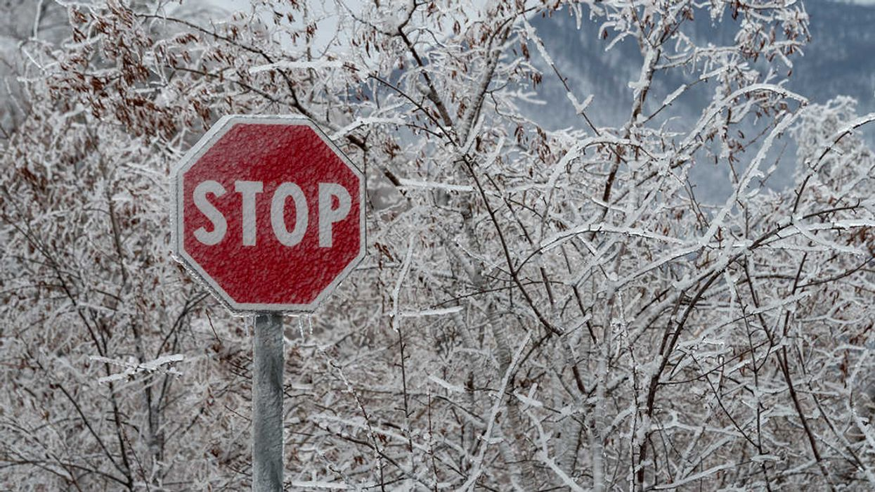 Environment Canada Warning: Quebec Will Be Hit With Freezing Rain