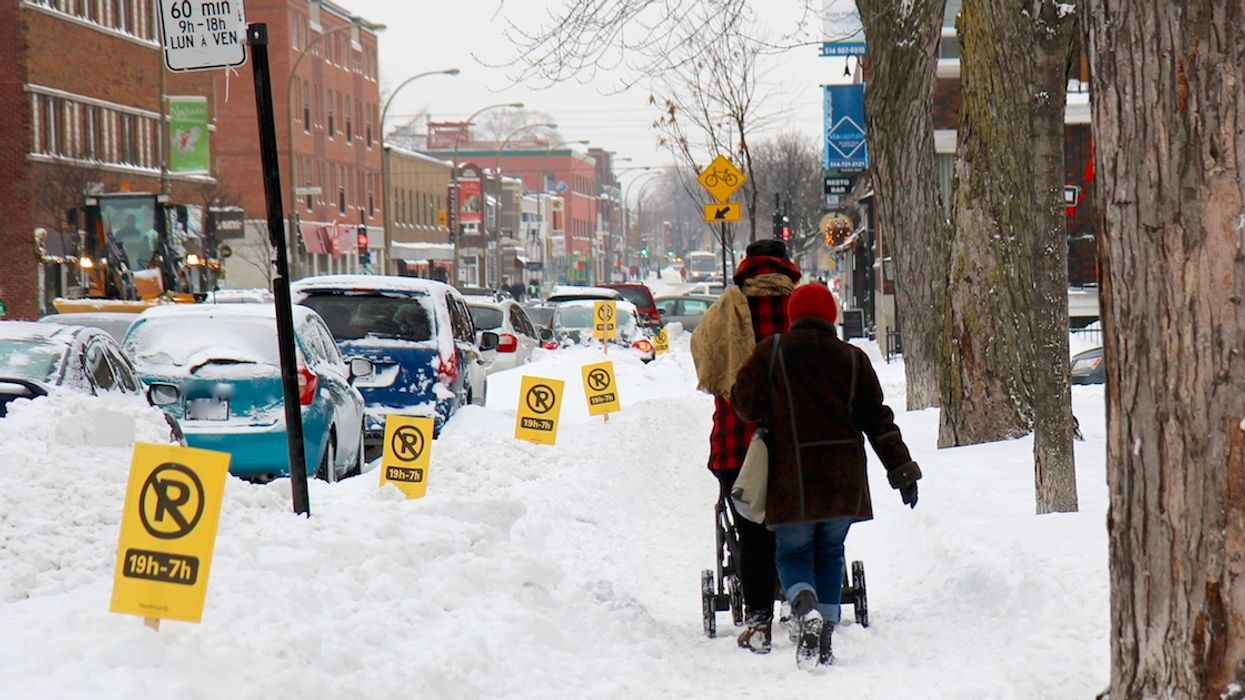 A Montreal-Based Company Has Developed A System That Will Fix The City's Biggest Parking Problems