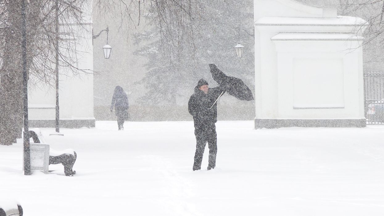 Quebec Will Be Experiencing Super Dangerous Wind Gusts Up To 110km/h
