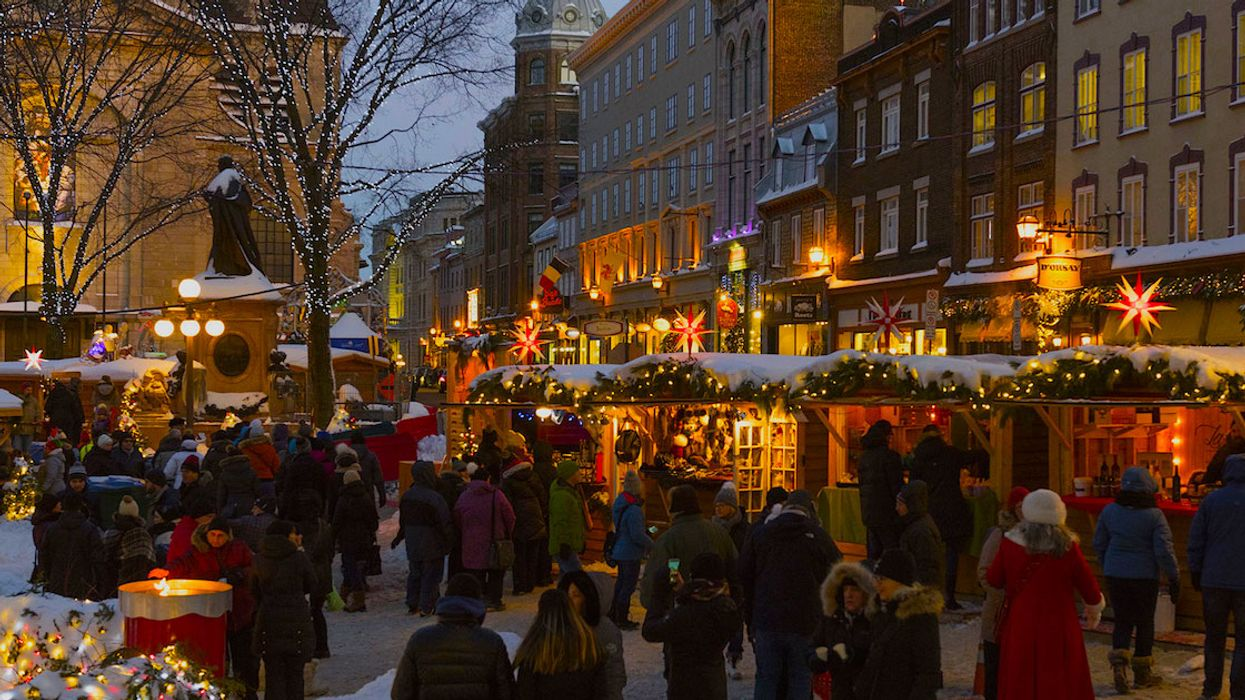 The Most Magical Events To Attend In Canada If You're Obsessed With Christmas
