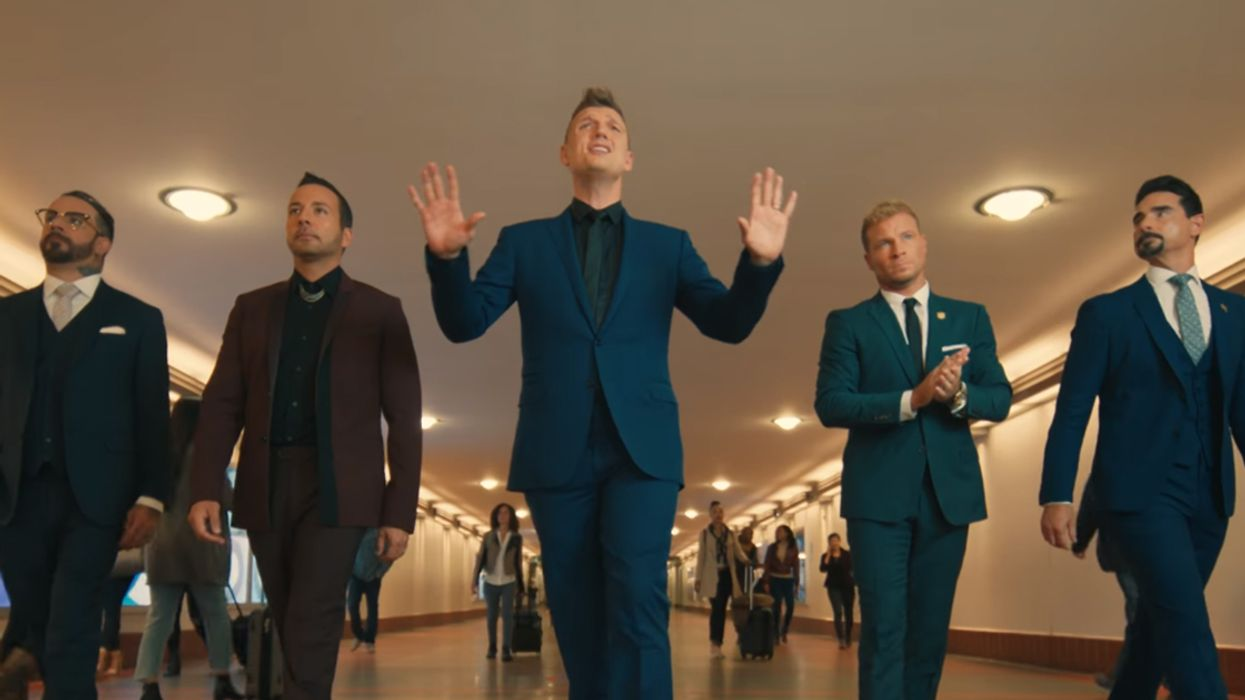 It's Official, The Backstreet Boys Are Coming To Montreal