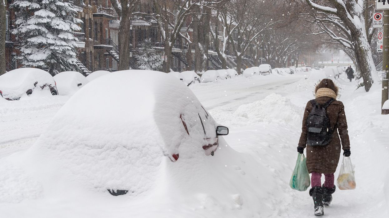 Warning: Quebec Is Going To Be Hit With A 25cm Snowstorm