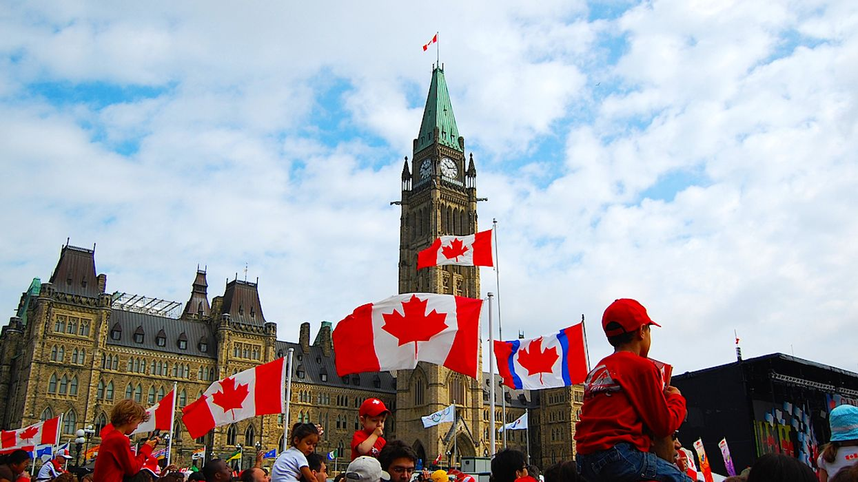 Here's How Americans Can Legally Move To Canada After The 2018 U.S. Midterm Election