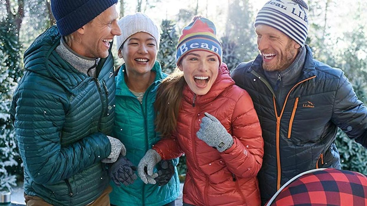 It's Official, L.L.Bean Is Coming To Canada