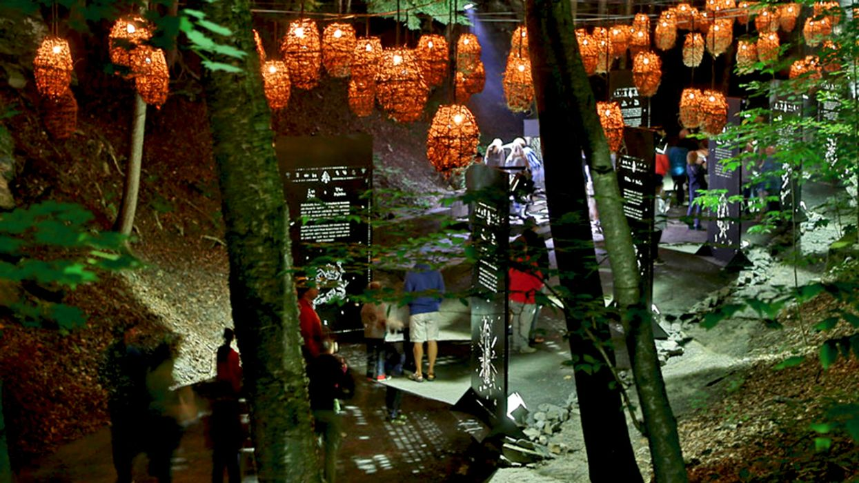 There's An Enchanted Forest Near Montreal That You Won't Believe Is Real (Photos)