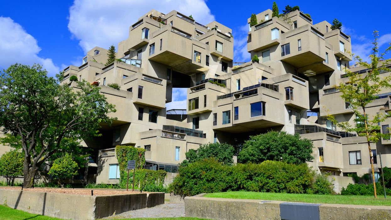 What A $1,500,000 Apartment Looks Like In Montreal's Habitat '67