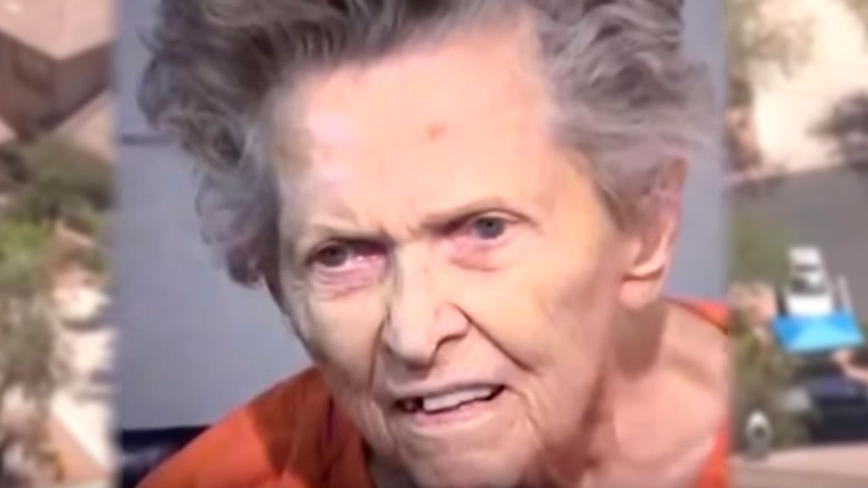 92-Year-Old Woman Arrested For The Murder Of Her Own Son