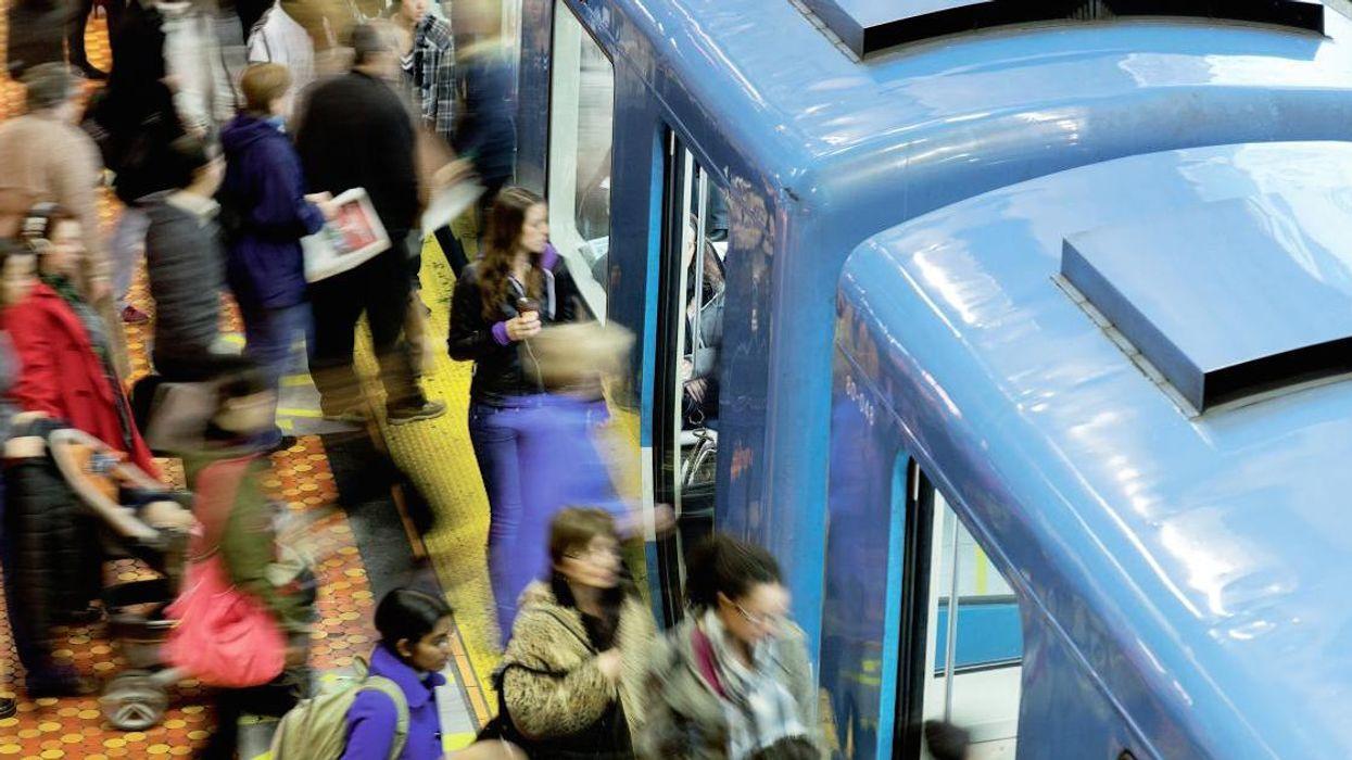 9 Secrets Of Montreal's STM Metro