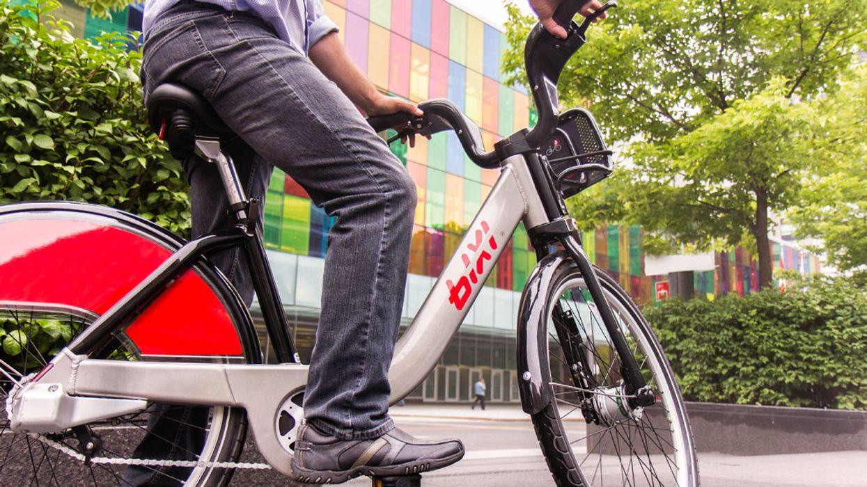Montreal Is Getting Electric BIXI Bikes