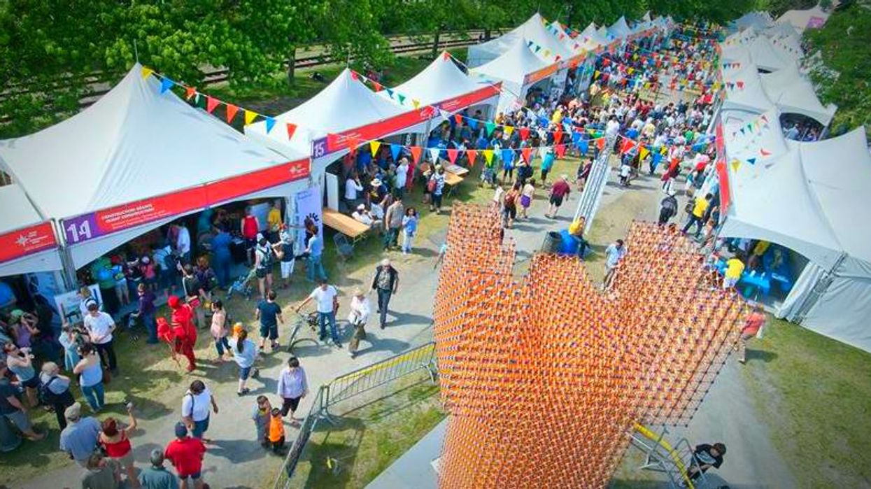 9 Best Things To Do At The Massive Free Old Port Festival This Weekend