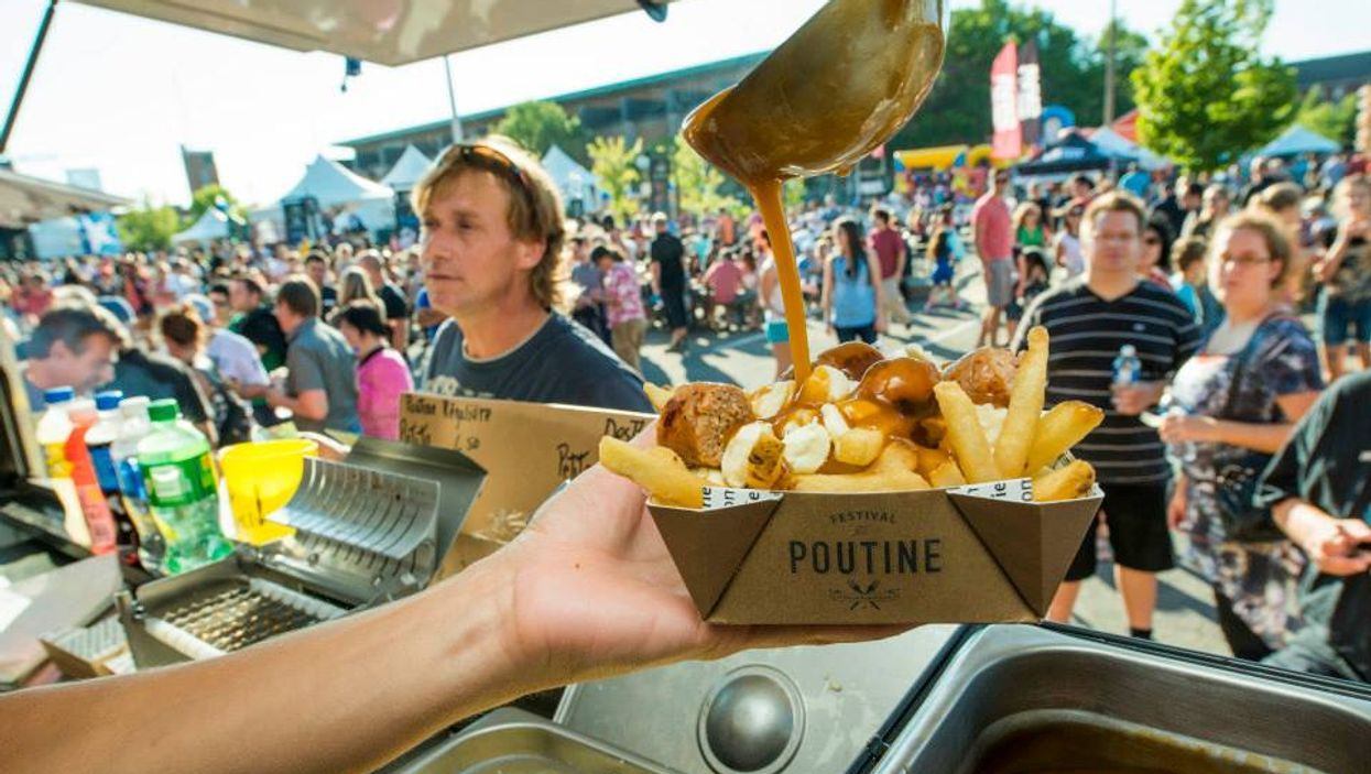 """Quebec Hosting Largest """"Poutine Festival"""" This Summer"""
