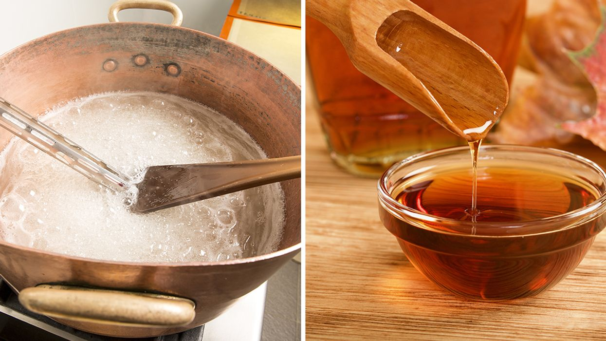 How To Make Your Own Maple Syrup At Home