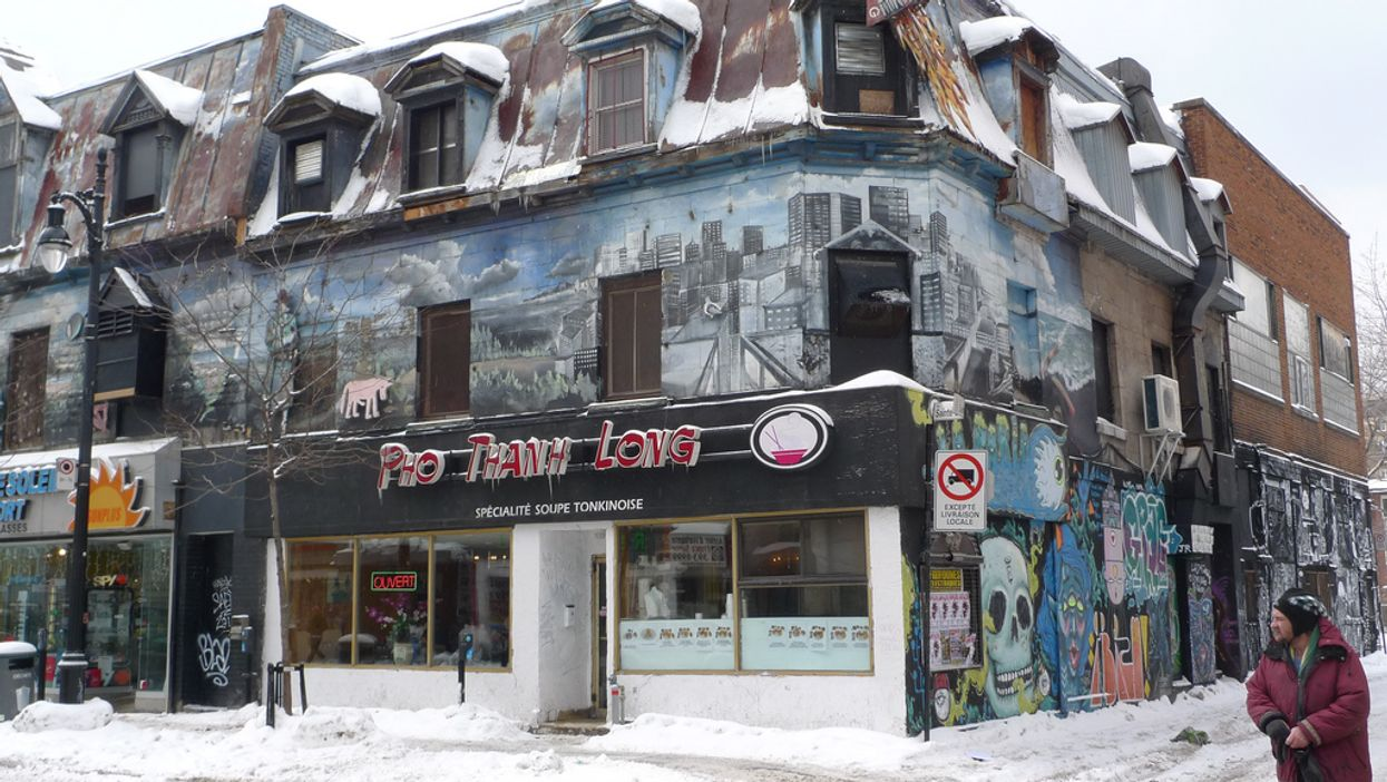 There Are Way Too Many Restaurants In Montreal