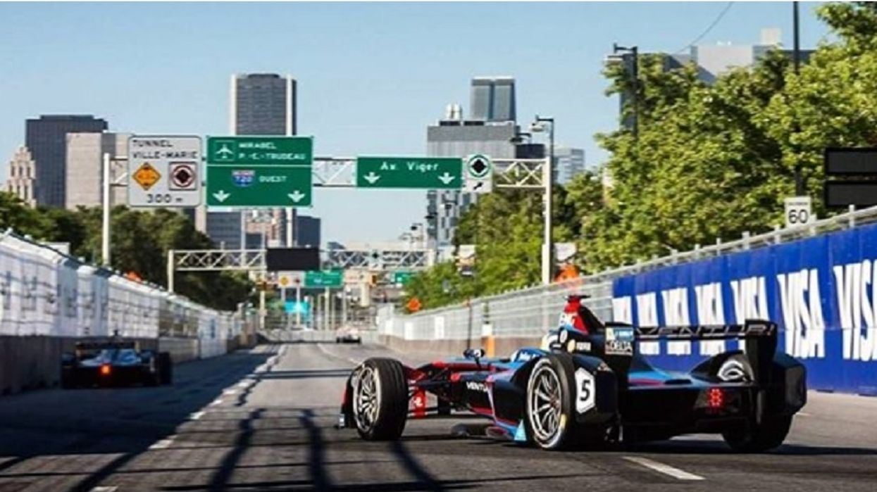 Montreal's Formula E Race Wins #1 Prize For Biggest Waste Of Taxpayer Money