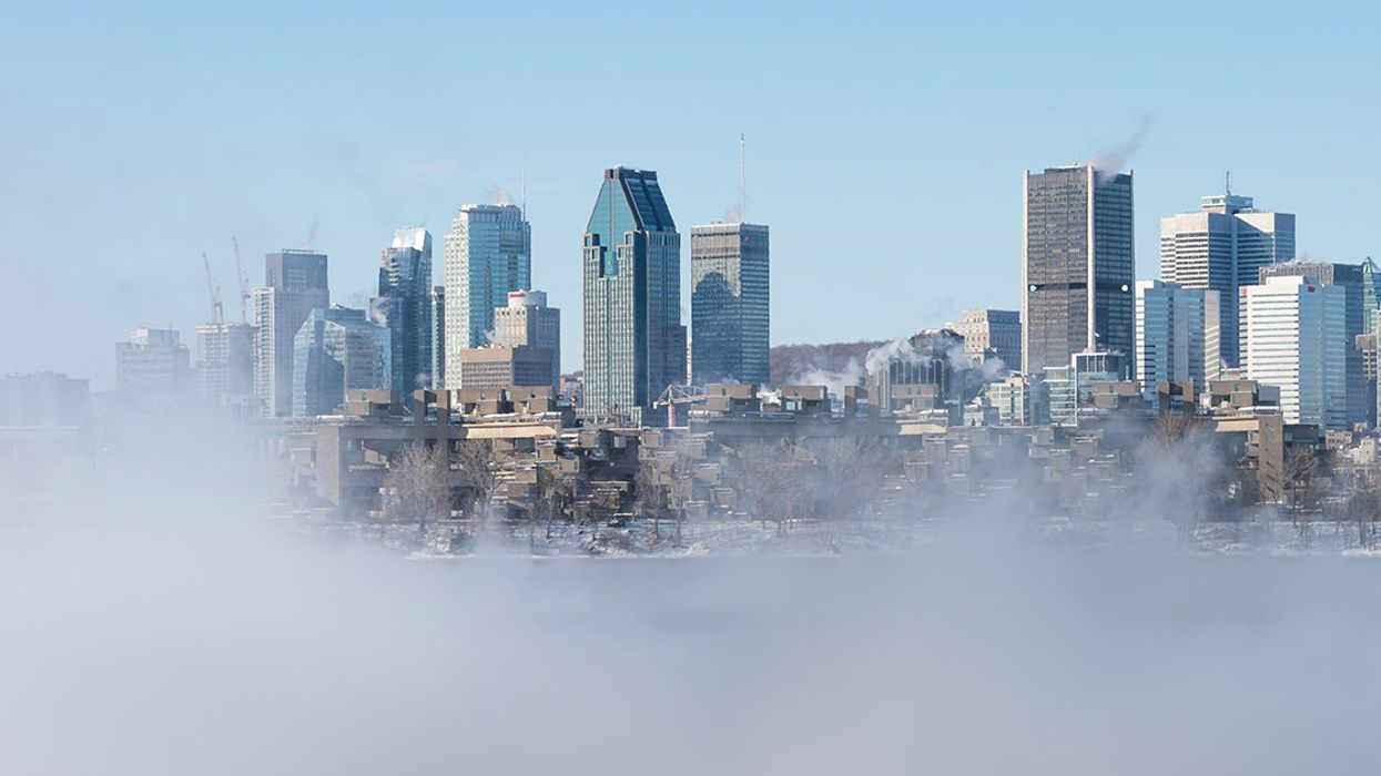 Environment Canada Alert: Extreme -40°C Cold Warning In Effect For Montreal