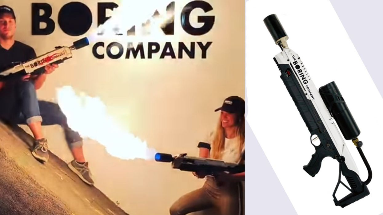 You Can Now Buy Flamethrowers Legally In Canada
